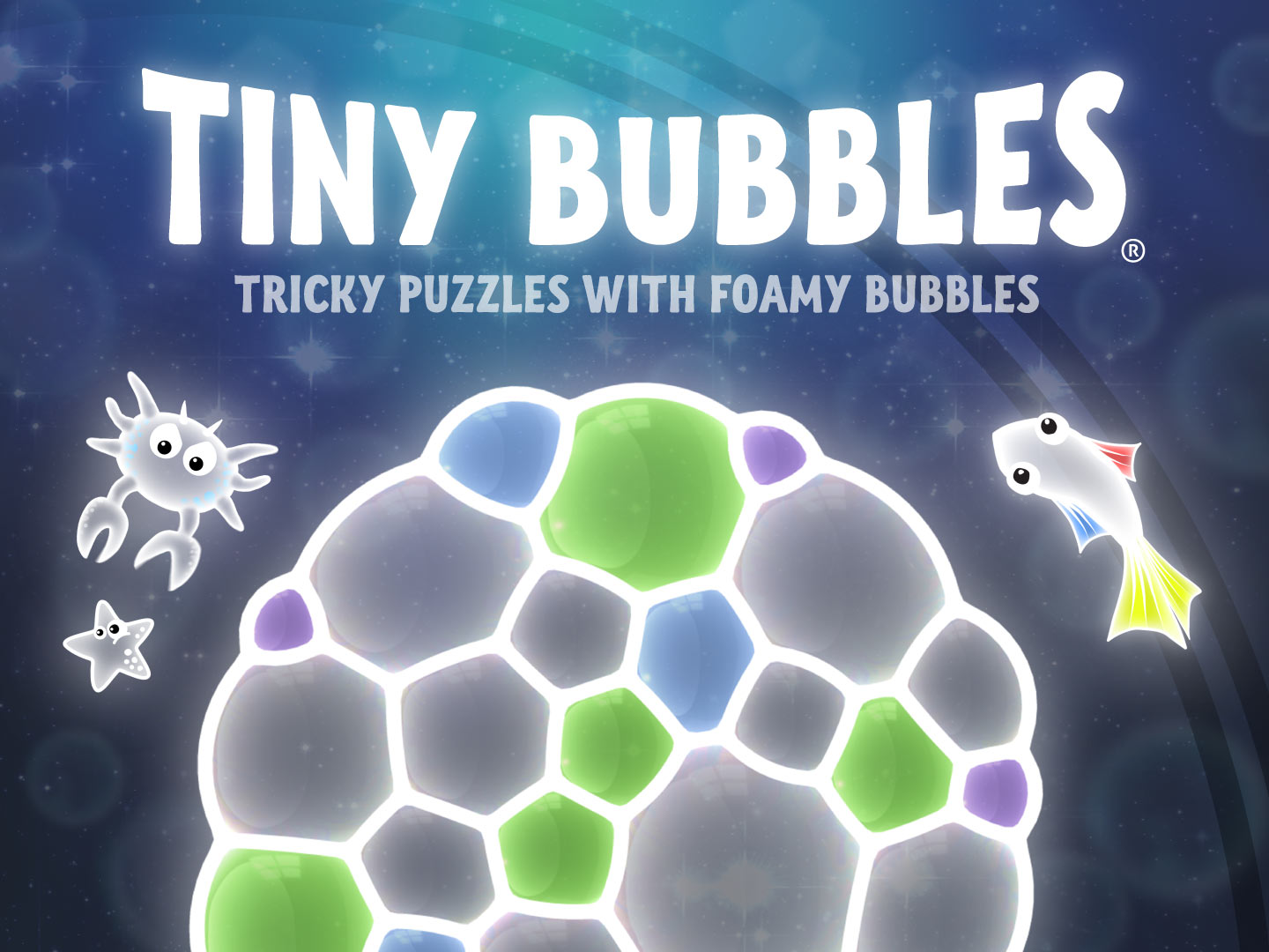 Tiny Bubbles® by Pine Street Codeworks